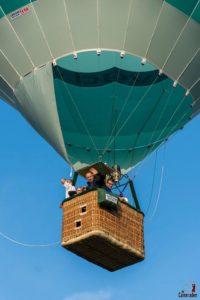 Opstijgen voor een fijne ballonvaart in het waasland